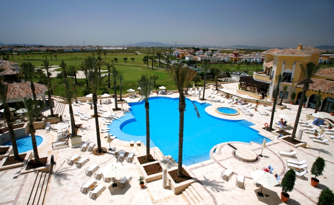 2 bed appartement te koop in mar menor golf resort for Huis appartement te koop